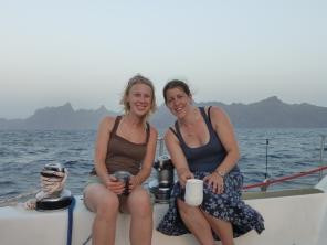 Andrea, Jess and Cape Verdes