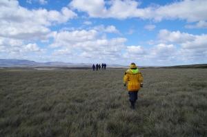 Falklands - Walking the battlefield