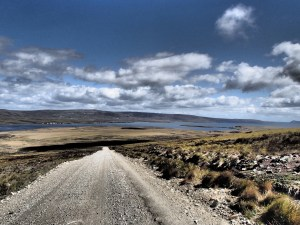 Falklands - bleak and lonely