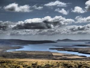 Falklands- San Carlos Bay