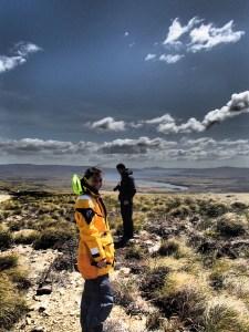 Falklands war tour